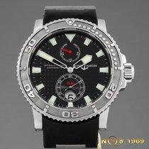 Ulysse Nardin Maxi Marine Diver Ref.263-33-3/92 PAPERS
