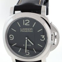 Panerai Luminor Base 8 Days Acciaio Mechanical PAM00560