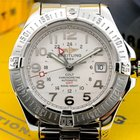 Breitling Colt GMT Silver Dial SS / SS