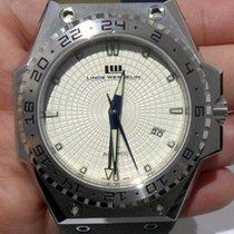 Linde Werdelin Biformeter white dial - GMT - Limited 222 pcs