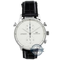 IWC Portuguese Chronograph Rattrapante Limited Edition IW3712-05