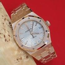Audemars Piguet Royal Oak 18K Rose Gold Automatic Watch