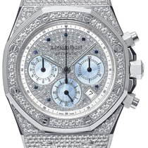 Audemars Piguet Royal Oak Jeweled Chronograph