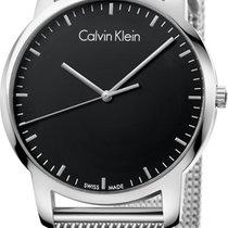 ck Calvin Klein CITY K2G2G121 Herrenarmbanduhr Swiss Made