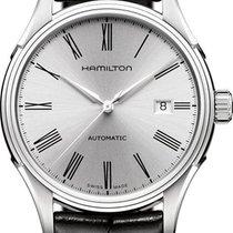 Hamilton Valiant H39515754 Herren Automatikuhr Klassisch schlicht