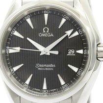 Omega Polished Omega Seamaster Aqua Terra Mens Watch 231.10.39...