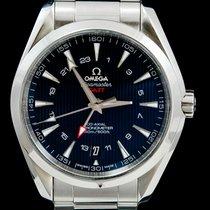 Omega Seamaster Aqua Terra 150m GMT