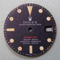 Rolex Submariner  Red 1680 MK VI Dial