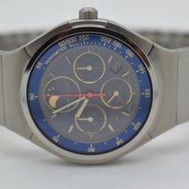 IWC Porsche Design Mondphase Chronograph - IWC Revision 03/2017