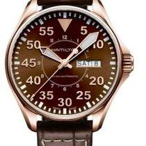 Hamilton Khaki Pilot Automatik Uhr 38mm H64445595