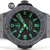 Hublot Big Bang King All Black Green (Ed. Limited 500 Pieces)