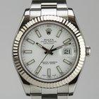 Rolex Datejust II White Index