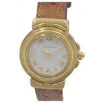 Tiffany Ladies Tiffany & Co 18k Yellow Gold Watch