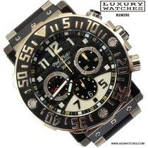Paul Picot Plongeur C-Type 4030 Cronografo Diver 300MT titanio...