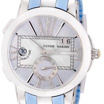 Ulysse Nardin Executive GMT Dual Time Lady