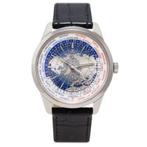 Jaeger-LeCoultre Geophysic Universal Time Stainless Steel 41.6mm