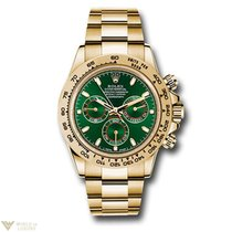 Rolex Oyster Perpetual Cosmograph Daytona 18K Yellow Gold Watch