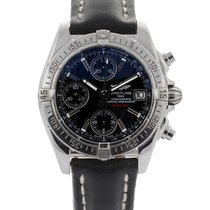 Breitling Cockpit Chronograph In Acciaio Ref. A13358