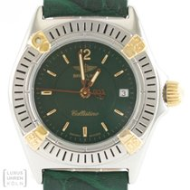 Breitling Uhr Callistino Lady Edelstahl/Gold Ref. B52044 Revision