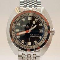 Doxa Sub 1200 T Sharkhunter Limited Edition – Diver's...