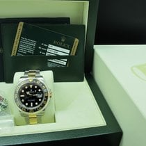 勞力士 (Rolex) GMT-MASTER 2 116713LN 2-Tone Ceramic Bezel Full Set