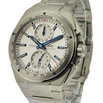 IWC IW378510 Ingenieur Chronograph Racer - Steel on Bracelet...