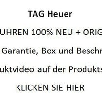 TAG Heuer Calibre Heuer 01 Automatik-Chronograph 100 M - ∅45 mm