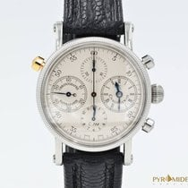 Chronoswiss Chronograph Rattrapante CH7323 Full Set