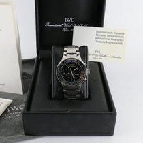IWC GST Chronograph – men's watch – 2000