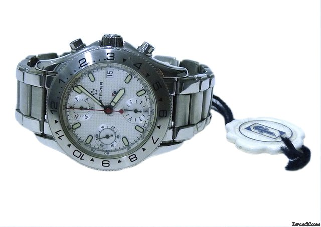Eterna PININFARINA CHRONOGRAPH SPECIAL AUTOMATIC MENS WATCH