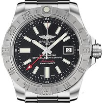 Breitling Avenger II GMT Ref. A3239011.BC35.170A