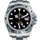 勞力士 (Rolex) NEW Explorer II Watch: steel 216570 (List Price:...