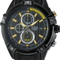 Pulsar WRC PV6009X1 Herrenchronograph Massives Gehäuse