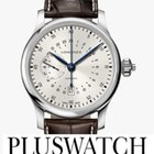 Longines CHRONOGRAPH SILVER DIAL T L2.797.4.73.0
