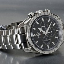 Omega Speedmaster 1957 Broad Arrow Co-Axial B&P