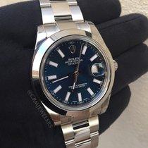 Rolex DateJust II Blue Sticks