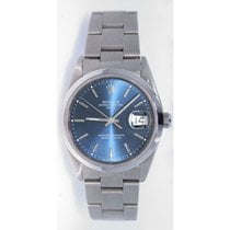 Rolex Date 15200 34mm Stainless Steel Oyster Band Model with...