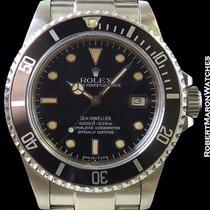 """Rolex Sea-dweller 16660 Steel Automatic """"triple 6"""""""