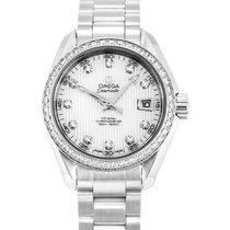 Omega Watch Aqua Terra 150m Ladies 231.15.30.20.55.001
