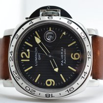 Panerai Luminor GMT Tritium Automatik PAM 029 A Series LC100