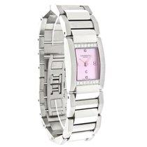 Philippe Charriol Megeve Ladies Diamond Swiss Quartz Watch...