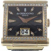 De Grisogono Instrumento Grande 18ct mit Brillantbesatz Jumbo