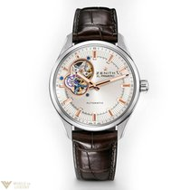 Zenith El Primero Synopsis Silver Dial Stainless Steel 40mm...