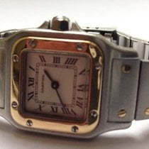 Cartier Santos Galbèe ref. 1567 - ladies' watch - 2000s