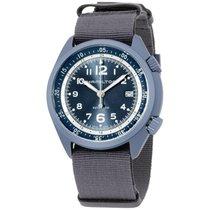 Hamilton Khaki Aviation Pilot Pioneer Automatic Mens Watch...