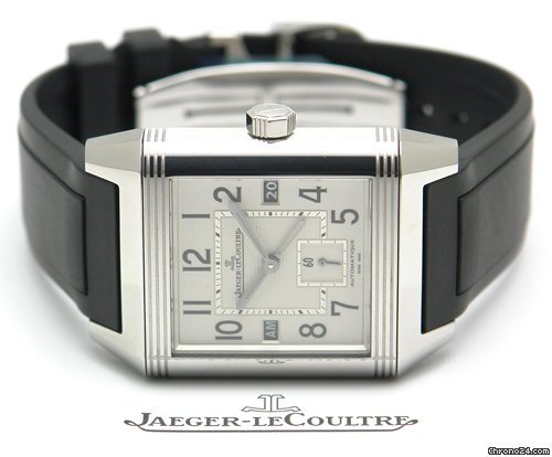 Jaeger-LeCoultre Reverso Squadra Hometime GMT