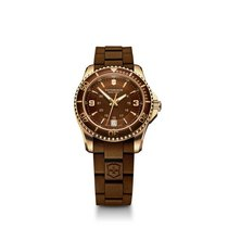 Victorinox Swiss Army Maverick Small, Lady, brown dial, brown...