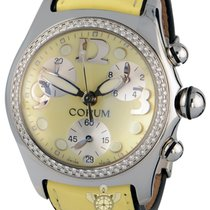 Corum Bubble Chronograph Diamond bezel
