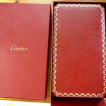 Cartier deluxe watch box with outer box