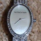 Van Cleef & Arpels High Jewelry Diamond Timeless Watch w/...
